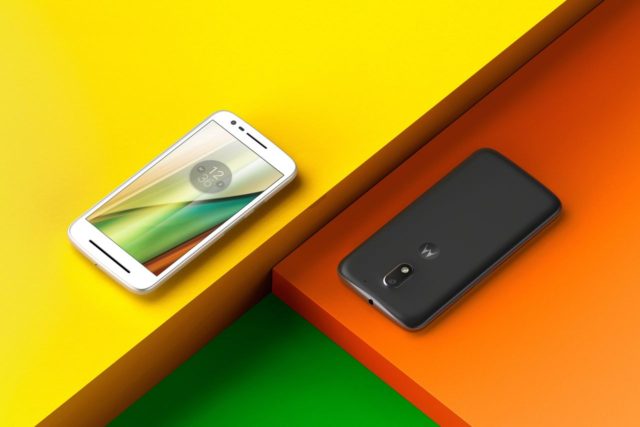 Photo of DS from 2014: The new Moto E was announced