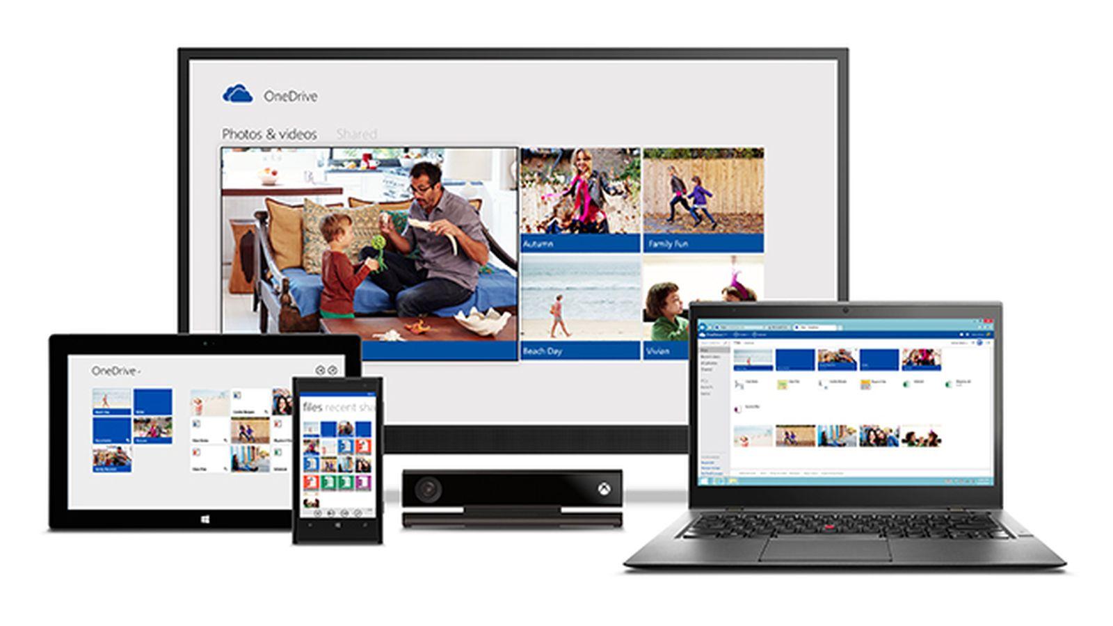 שירות OneDrive. משתמשים חינמיים נפגעים