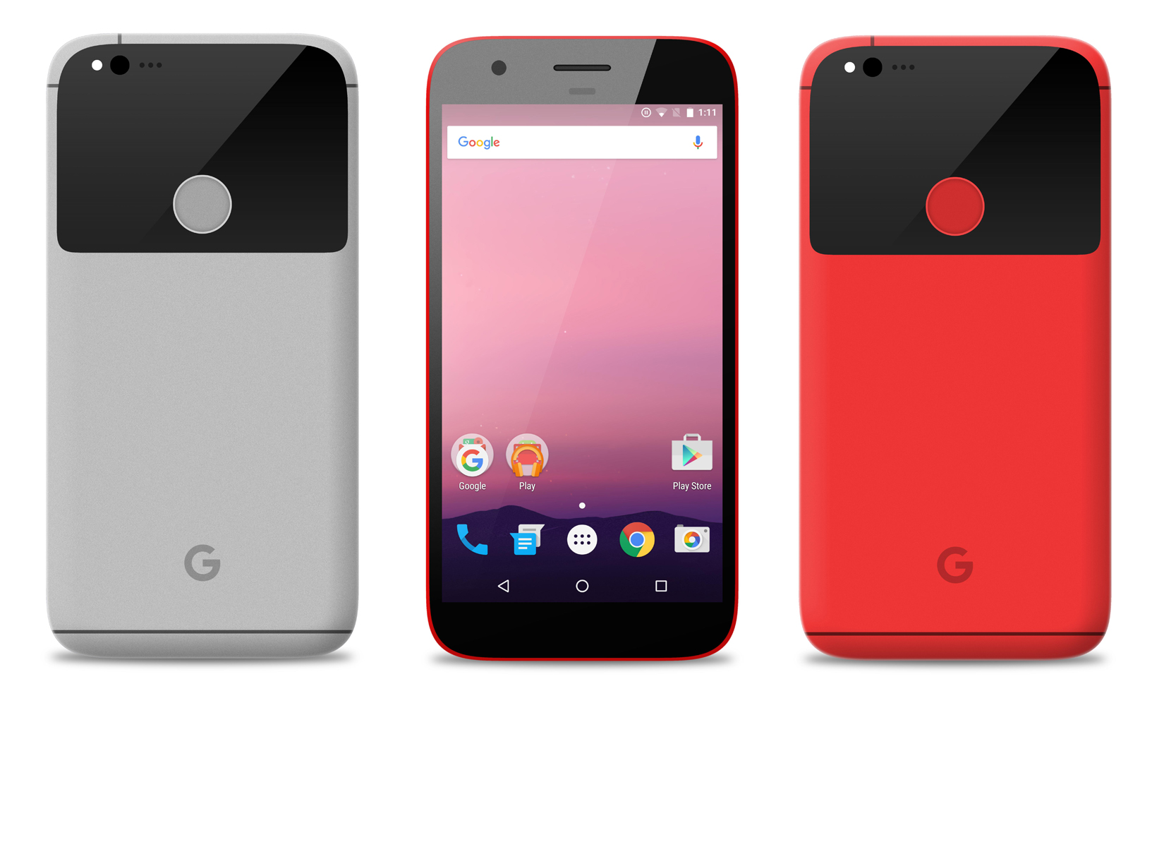 Photo of Fresh Pictures: These are the new Nexus handsets from HTC