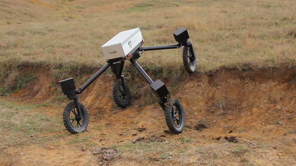 Photo of this one already has a robot: Get to know SwagBot that can replace the shepherd dogs