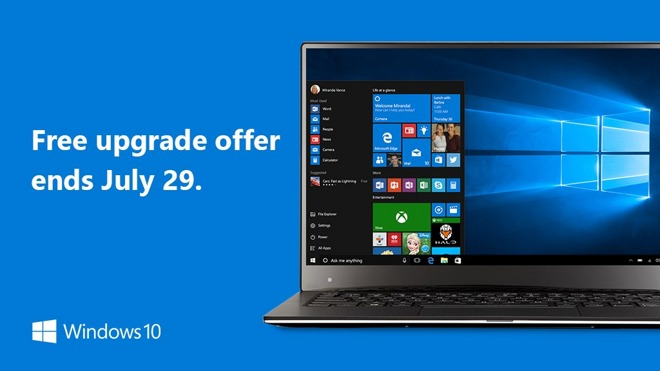 Photo of Missed the free 10 windows upgrade? There is something to do with it