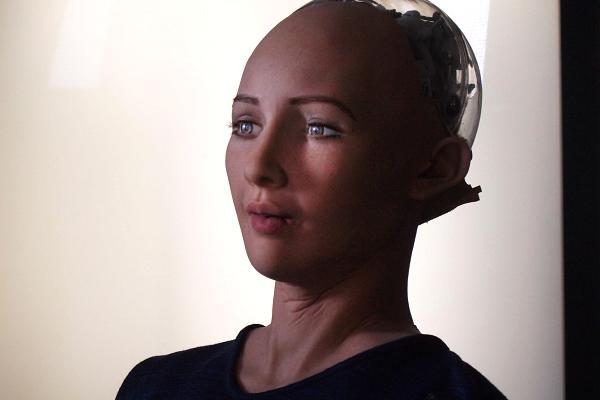 Photo of these bots is so human it's scary