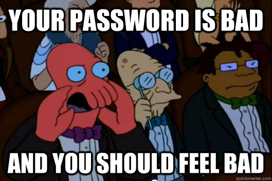 Photo of Password Change? You may have compromised your account security