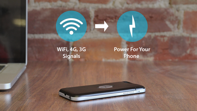 Photo of the next big thing: The smartphone will help recharge itself