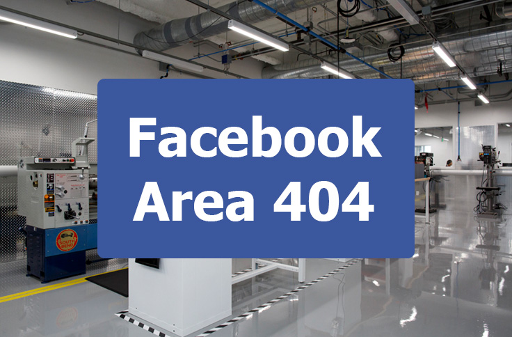 Photo of Area 404: Facebook's new and mysterious development lab