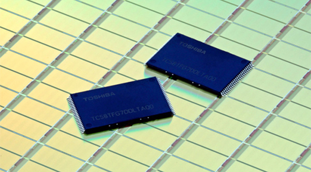 Photo of Toshiba and Western Digital jumping forward: 3D NAND chips with 64 layers en route to mass production