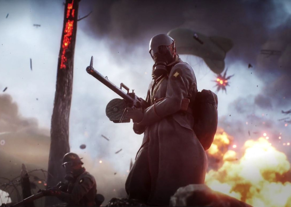 Photo of Hold strong: The open beta for Battlefield 1 begins very soon