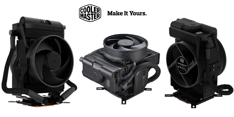 Photo of Reverse Reverse: Cooler Master introduces innovative water cooling
