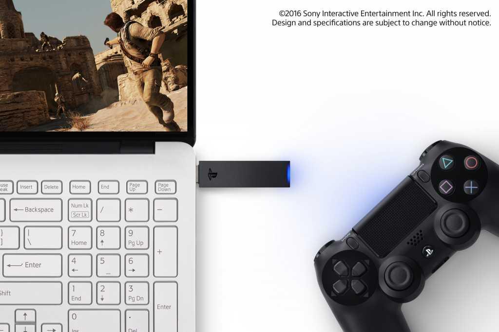 גם בקרי ה-DualShock העדכניים זוכים להתאמה ל-PC - הן עבור ה-PS Now והן עבור שירות הזרמת המשחקים הביתי מהקונסולה למחשבים שלכם