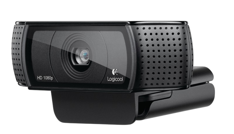 Logitech's C920, one of the most popular models (Photo: Logitech)