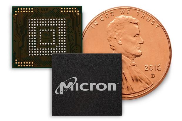 Photo of חזית מול סמסונג: Micron מציגה זכרון תלת מימדי משוכלל וזריז לסמארטפונים
