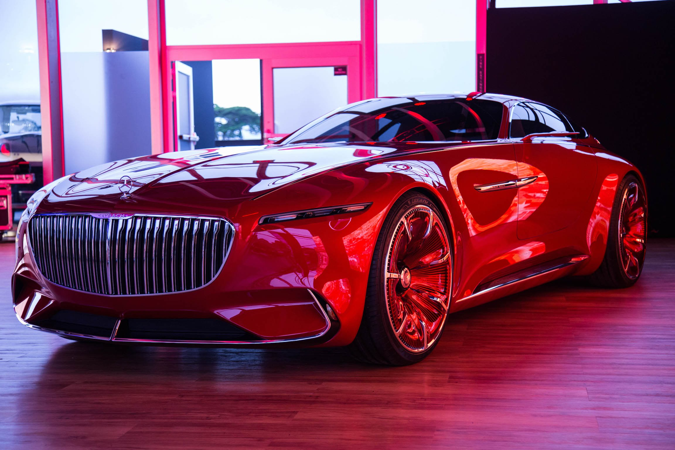 Photo of Simply Hypnotic: Get to know the Maybach and Mercedes electric car