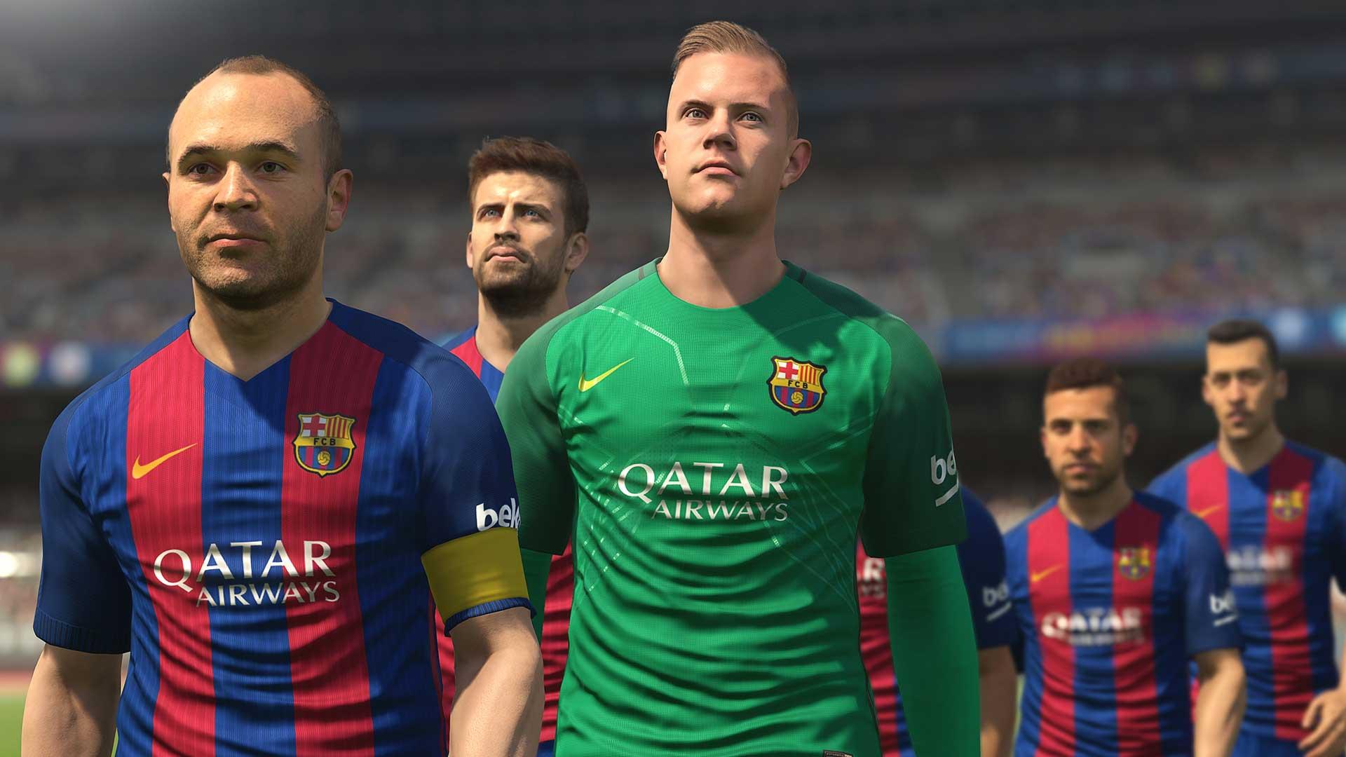 Photo of צפו: FIFA 17 נגד Pro Evolution Soccer 2017