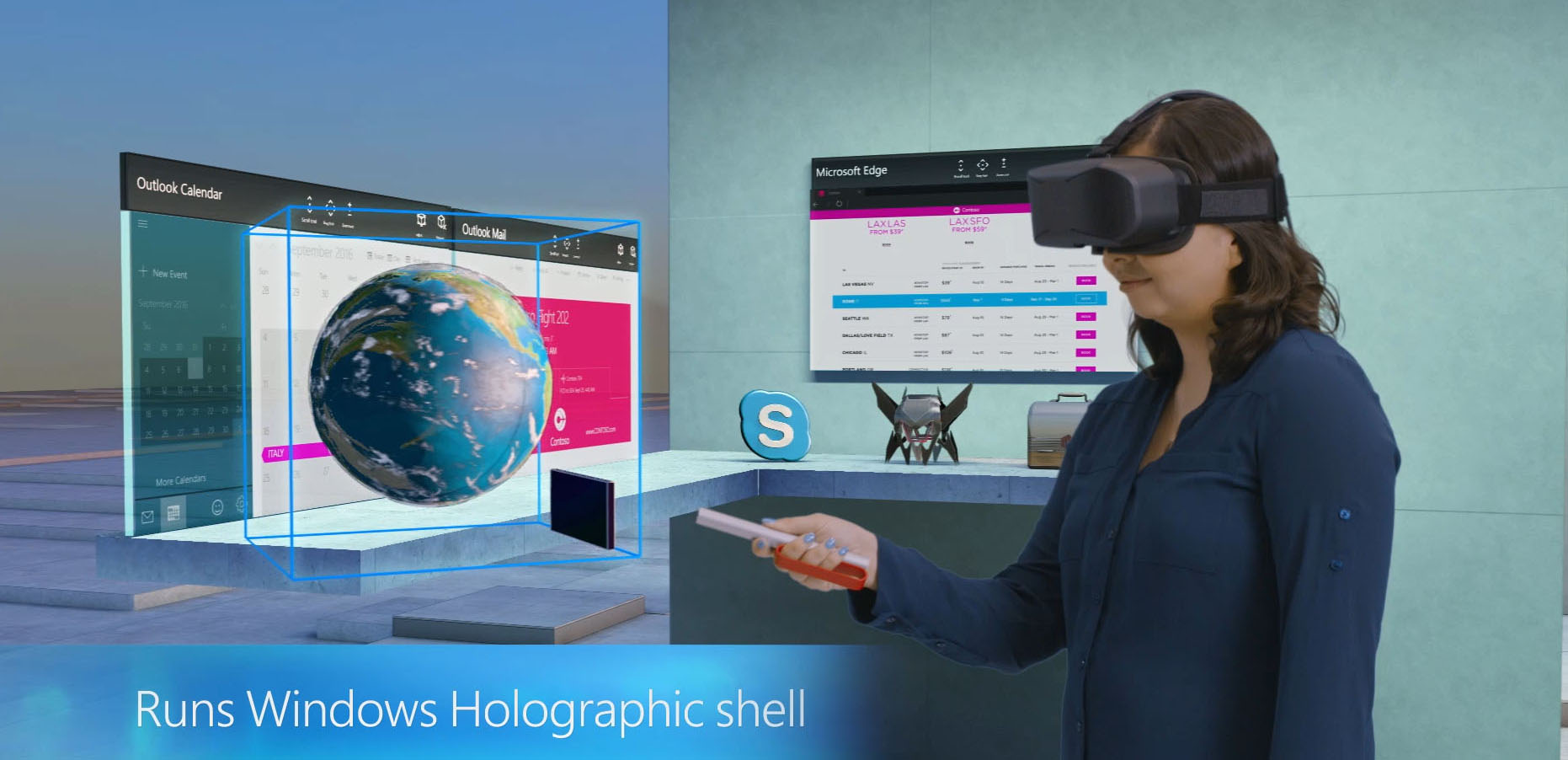 Photo of View: 10 in virtual reality, next year for all of us