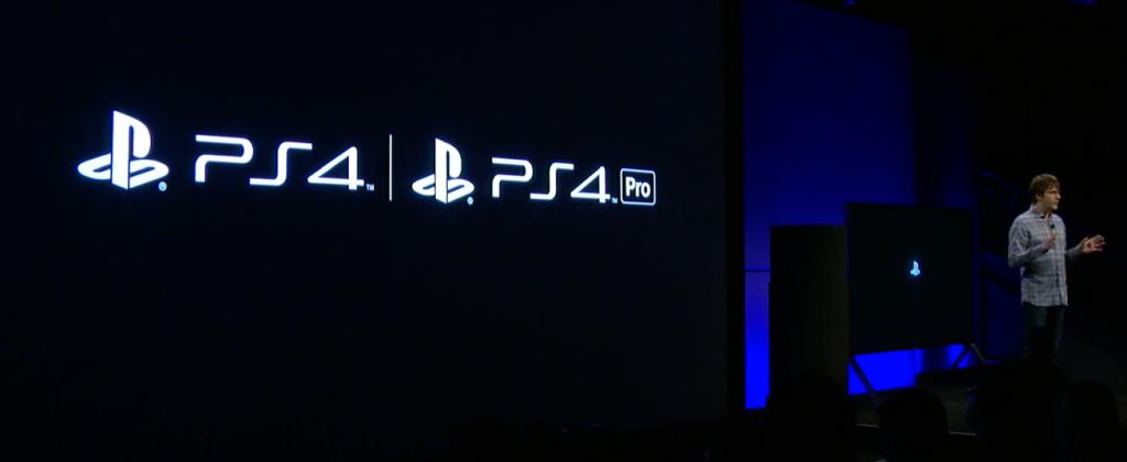 ההכרזה על ה-PS4 Pro בניו יורק