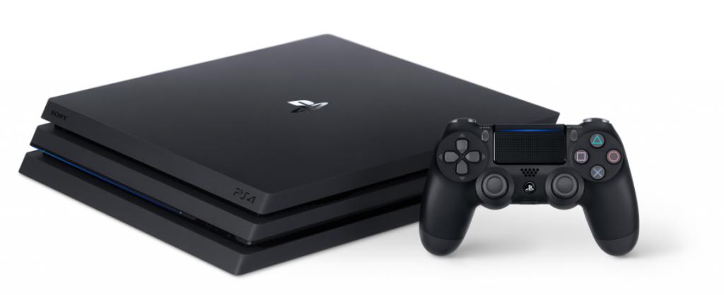 ה-PS4 Pro (צילום: סוני)