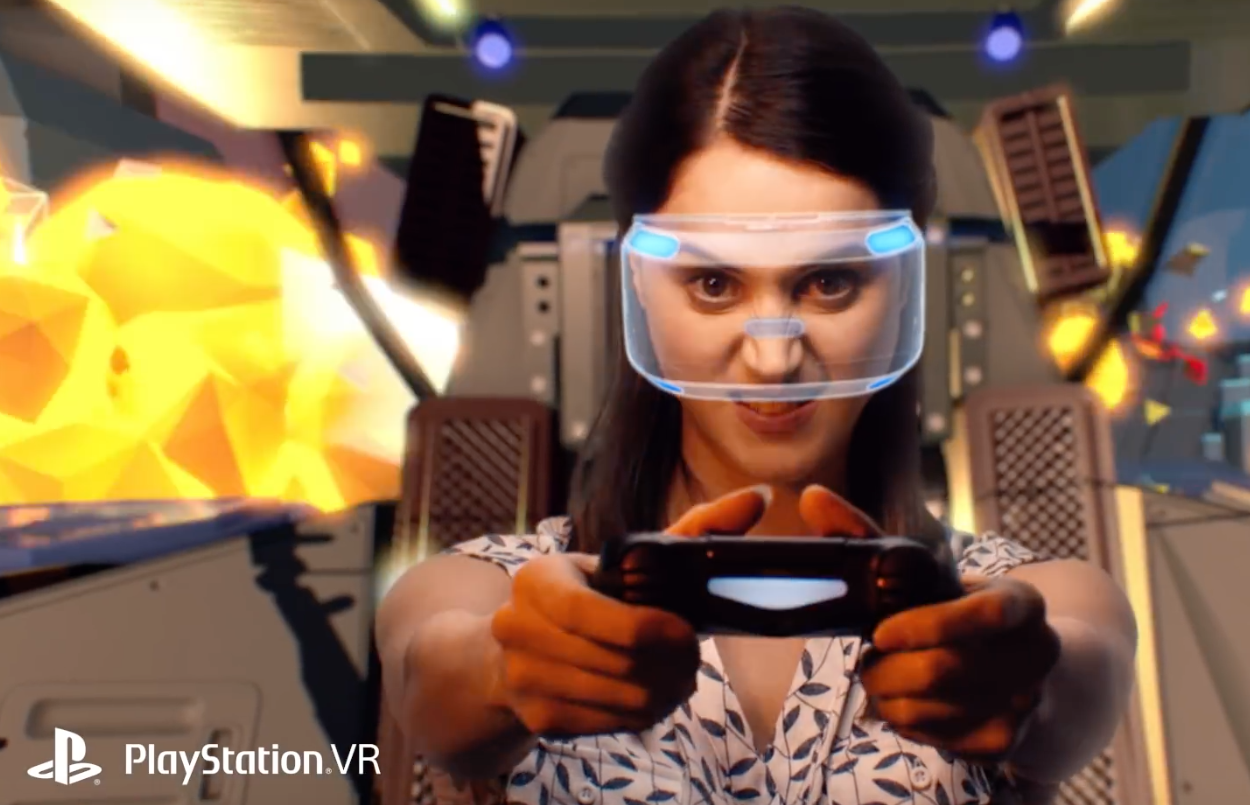 Photo of What year are we? Playstation VR will come with a demo gaming disc