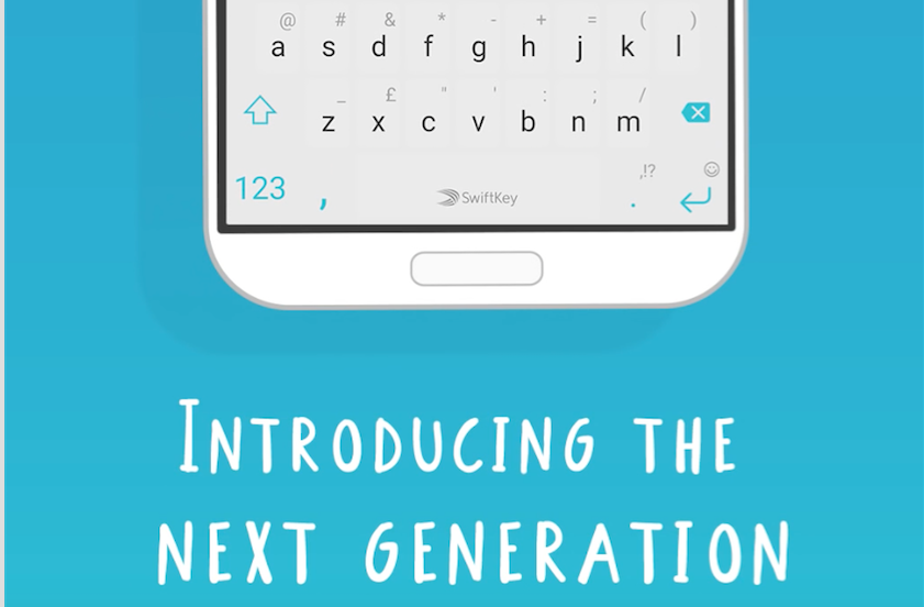 Photo of The SwiftKey Keyboard for smartphones wants to revolutionize