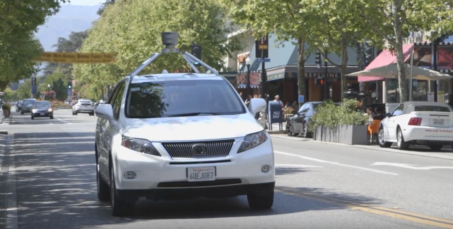 Photo of מי אשם? המכונית האוטונומית של גוגל שוב נקלעה לתאונה