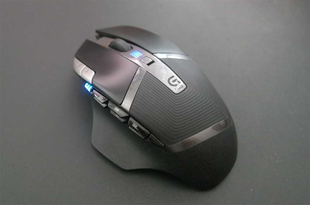 The G602 mouse