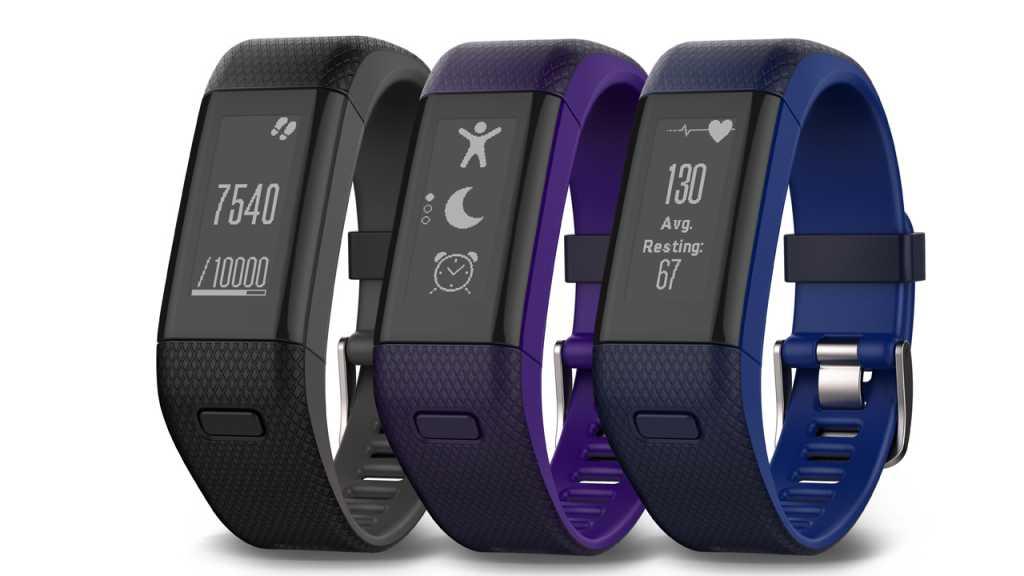 The Vivosmart HR + bracelet
