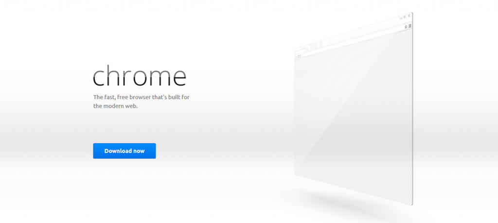 The new version of Chrome is available for download