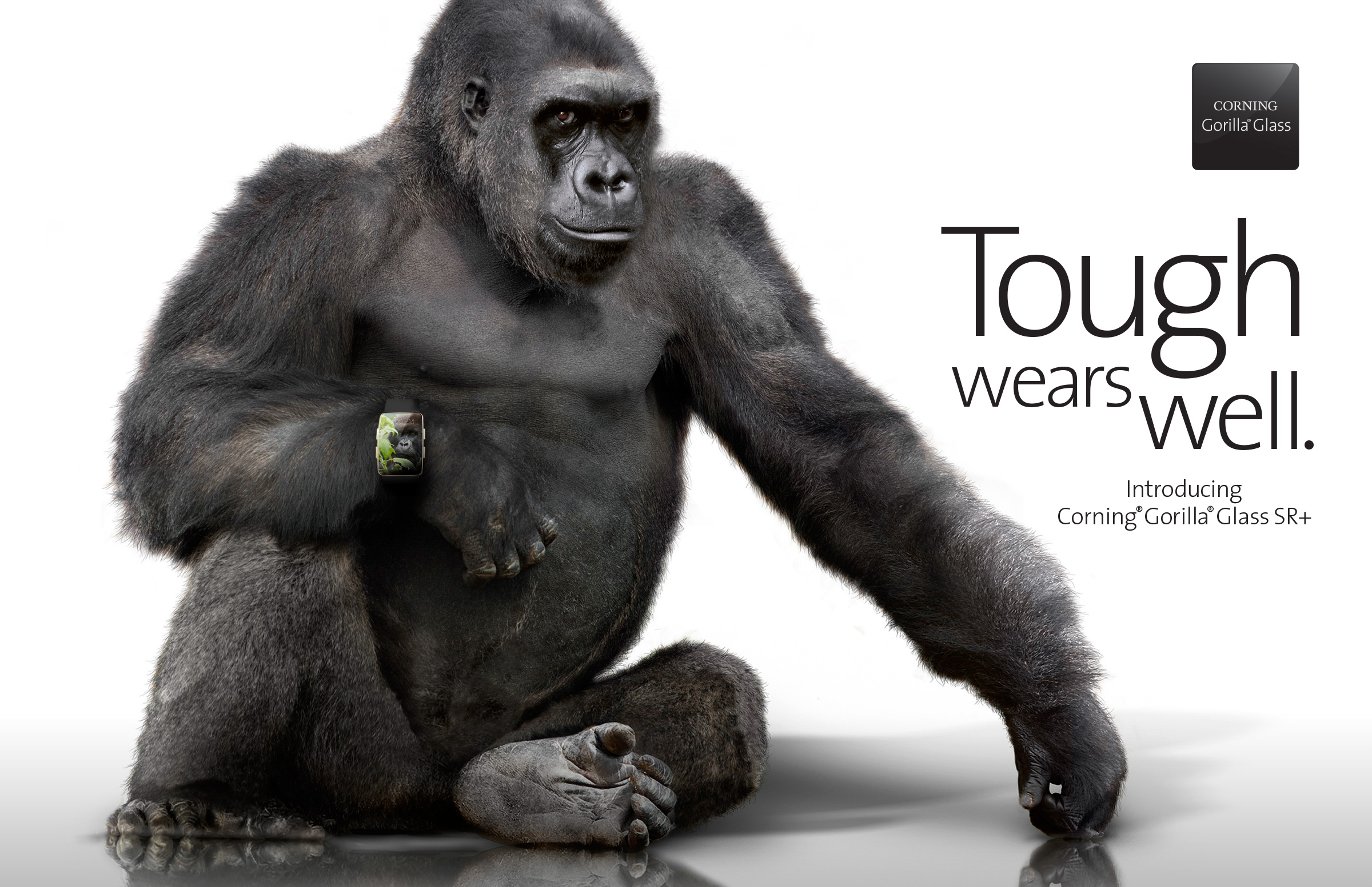 Photo of The toughest Gorilla Glass cladding on its way to your next smart watch