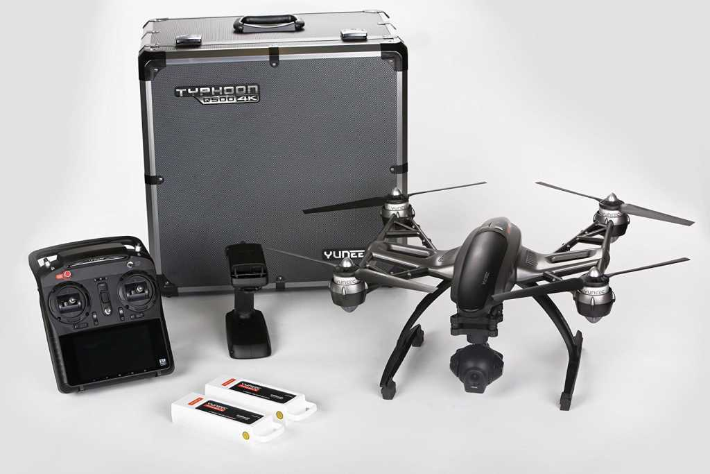 Cost that makes it a direct competition for DJI's popular Phantom 3