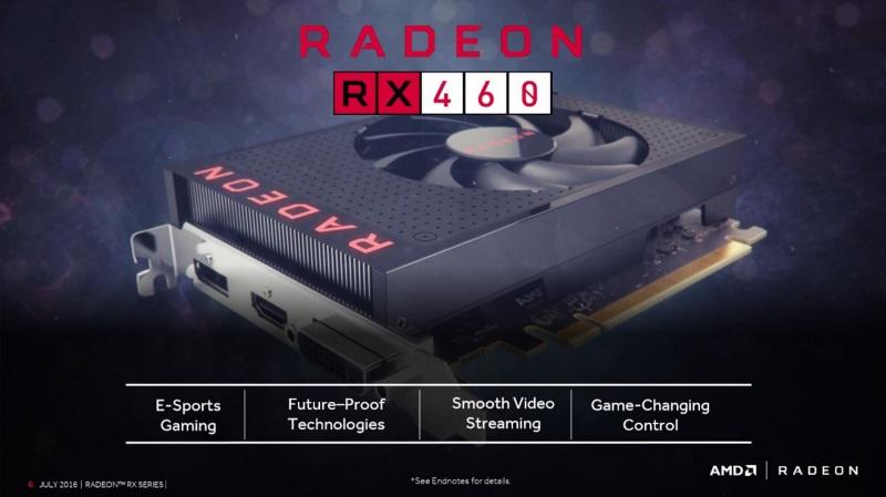 הדגם החדש יהיה בעל פוטנציאל להפוך את ה-Radeon RX 460 לבלתי רלוונטי?