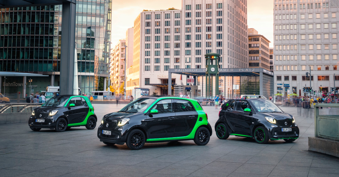 Photo of Smart Pioneer Announcement: Electric versions for all cars
