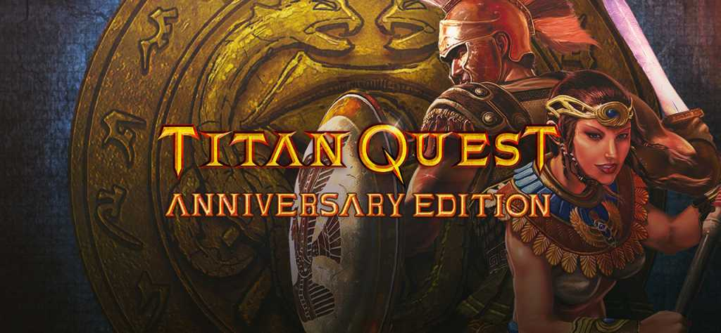 Titan Quest was reborn, roughly - with online mode and Steam Workshop support