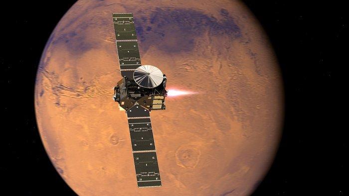 Photo of הכשלון האירופאי: NASA חושפת את איזור ההתרסקות של נחתת המאדים סקיאפארלי