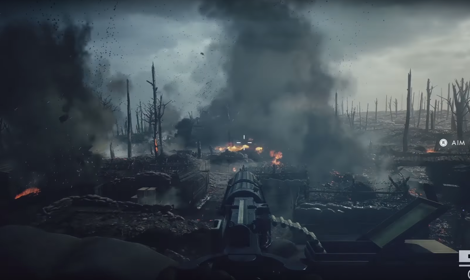 Photo of Battlefield 1 plot is unveiled with an impressive gameplay video