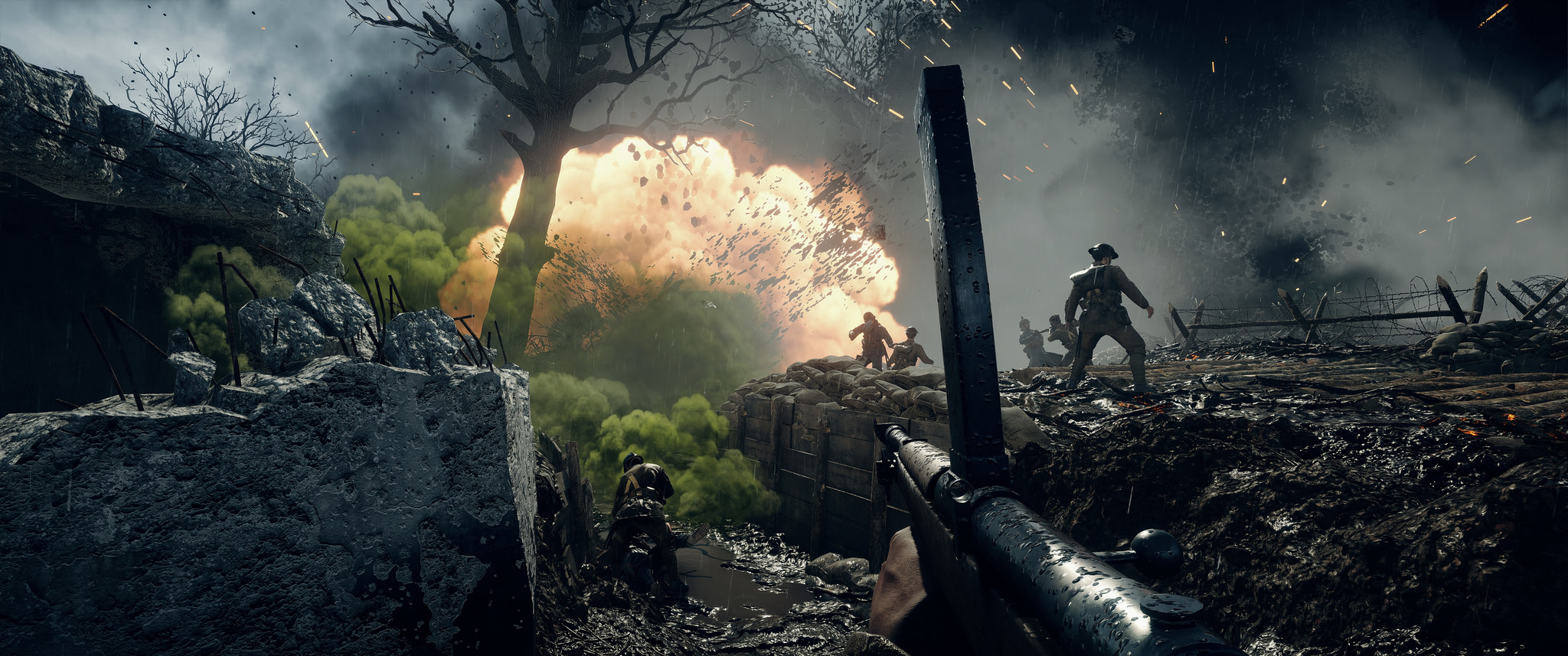 Photo of War from another breed: Battlefield 1 conquers the world
