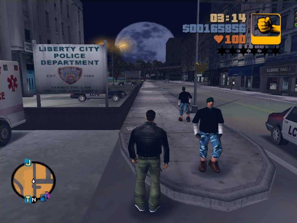 GTA 3 הביא איתו את המהפכה הגדולה לעולם משחקי הפעולה בעולם פתוח
