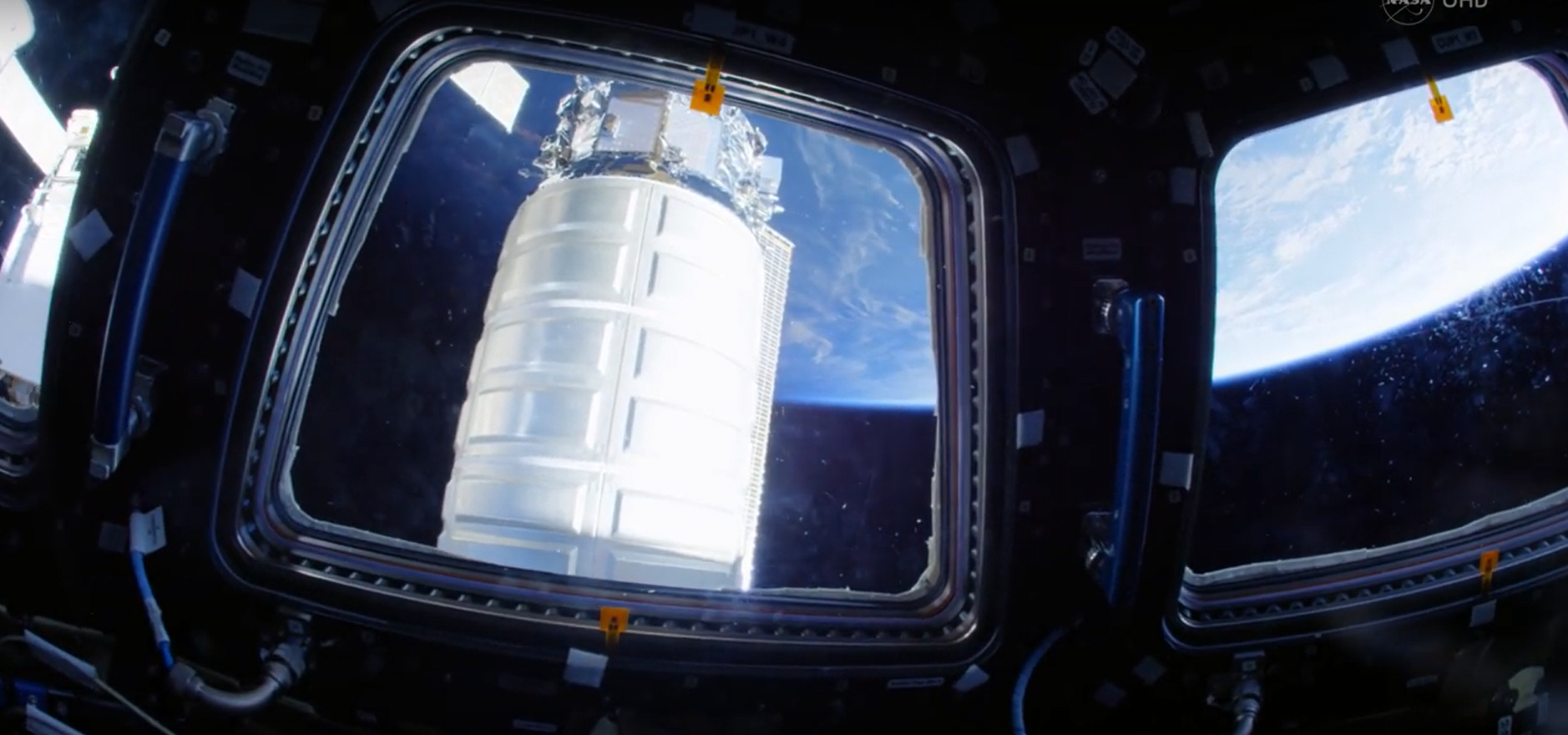 Photo of Watch: Tour of the International Space Station that will leave you speechless