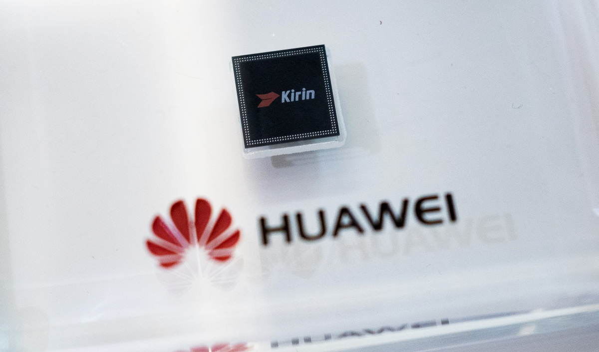 Photo of the monster from the east: Huawei has a new and very advanced chip