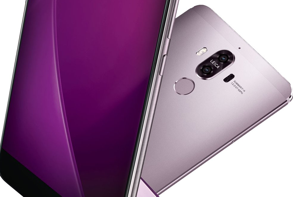 Photo of Beautiful in Purple: First official glimpse of the next big Chinese smartphone