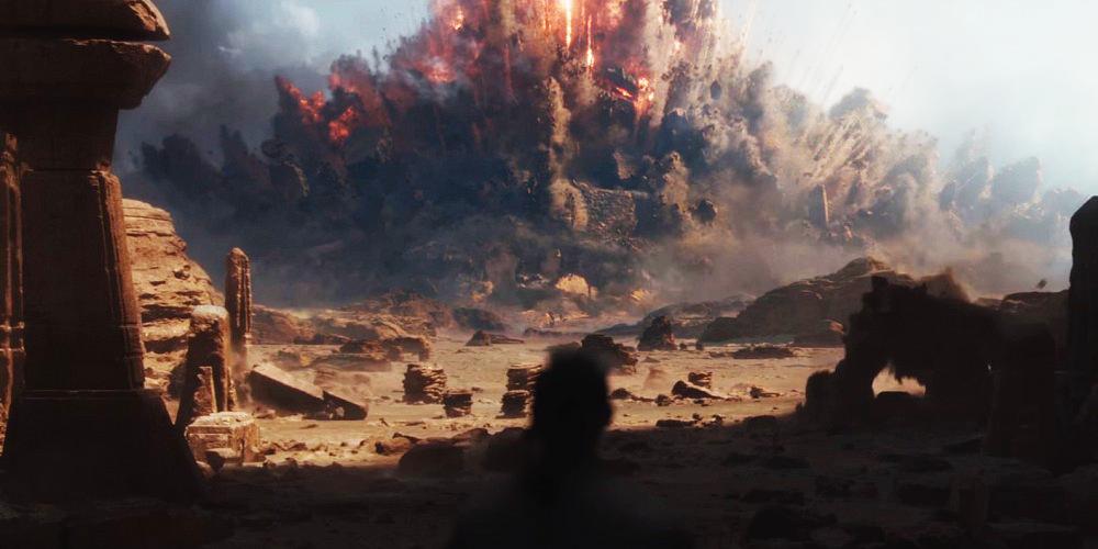 Photo of מתקרבים להשקה: צפו בטריילר הטרי לסרט החדש של מלחמת הכוכבים