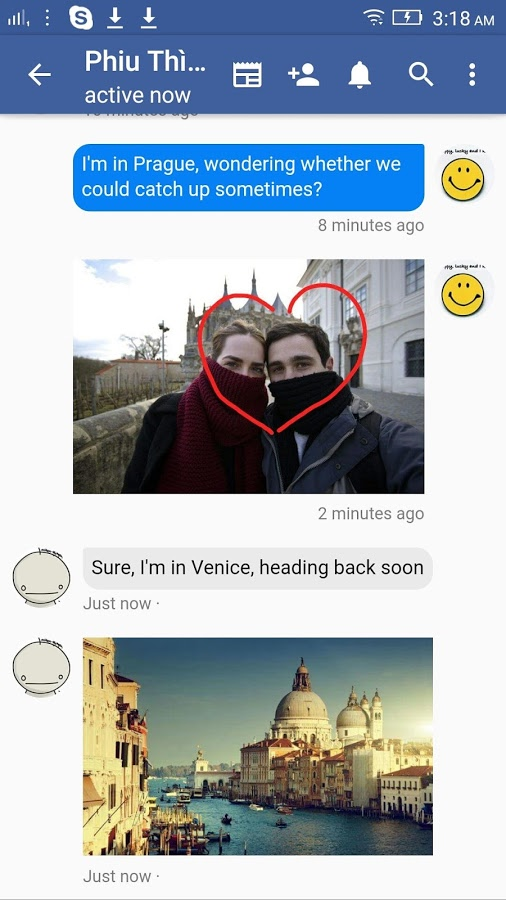 The easy version of the messaging software was launched this week