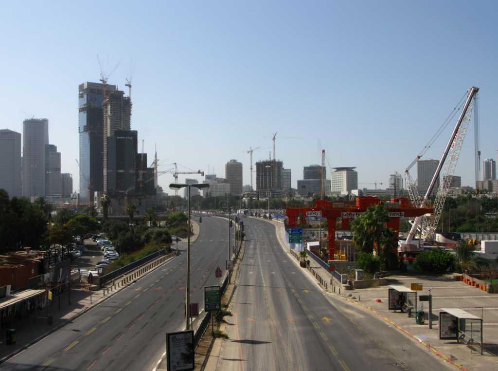 Menachem Begin Road