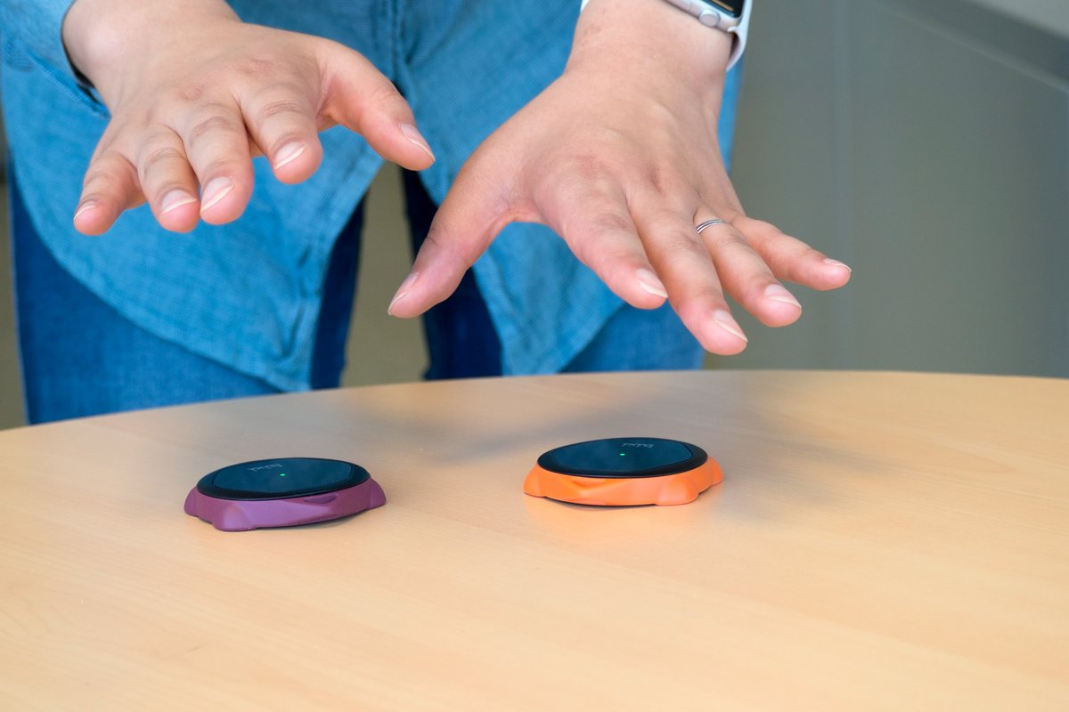 Photo of New: Control your smartphone and smart devices without touching them