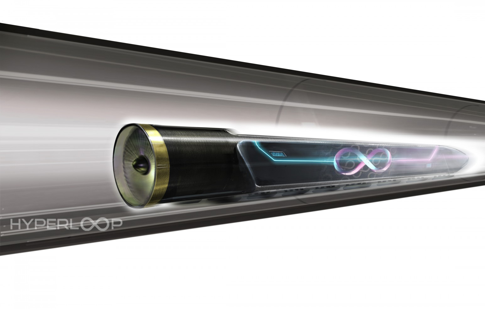 Photo of 150 mile in 12 minutes: The first Hyperloop project wants to get started