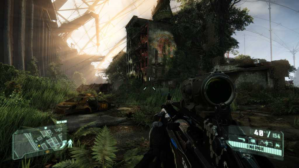 Crysis 3 at a tiny price