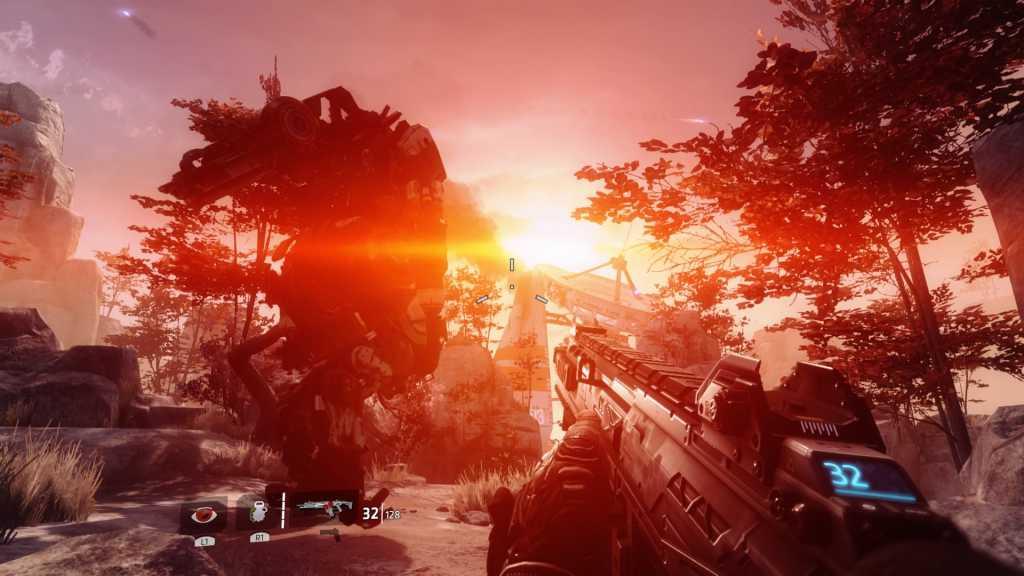 """Titanfall 2 אינו מרשים גראפית או מלוטש כמו """"אחיו"""" Battlefield 1, אבל בכל זאת מהווה את אחד מהכותרים הכי בשלים שהושקו למחשבים האישיים (ולקונסולות) בשנה החולפת"""