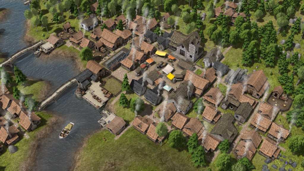 SimCity בימי הביניים