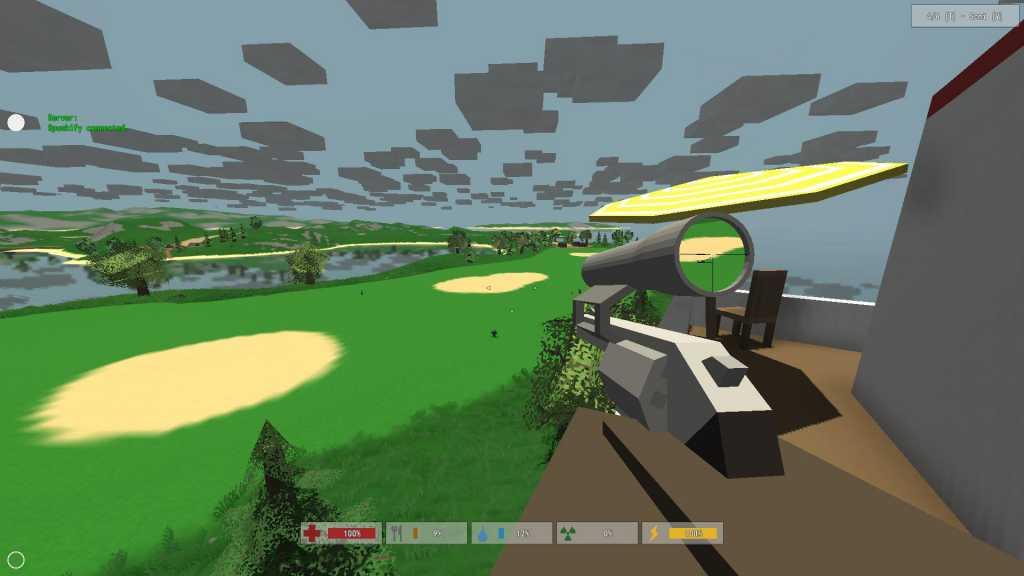 משחק הישרדות מאתגר שנראה קצת (הרבה) כמו Minecraft