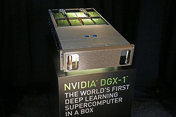 Will NVIDIA be the one running (along with Intel or IBM) the most advanced computing system? We'll soon find out