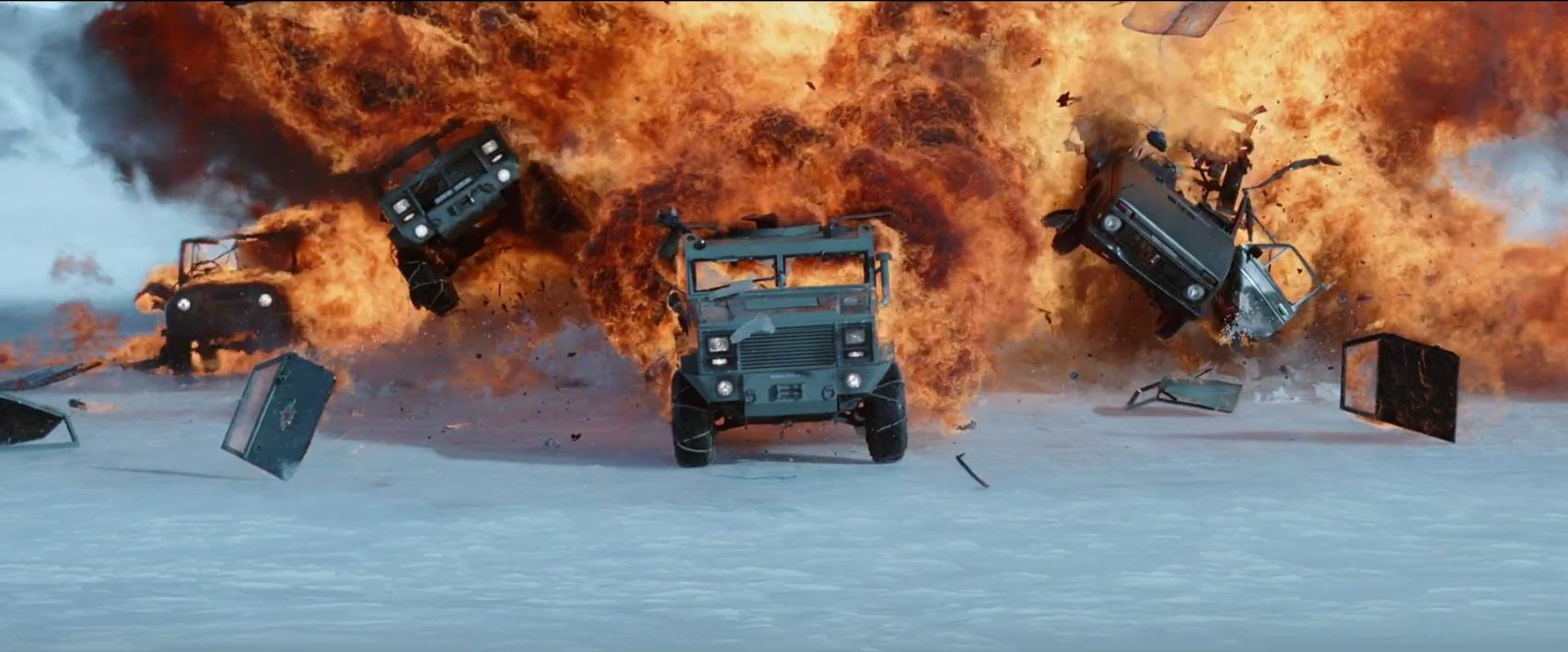 Photo of the turnaround that will break the box office? First glimpse of the new Fast and Furious movie