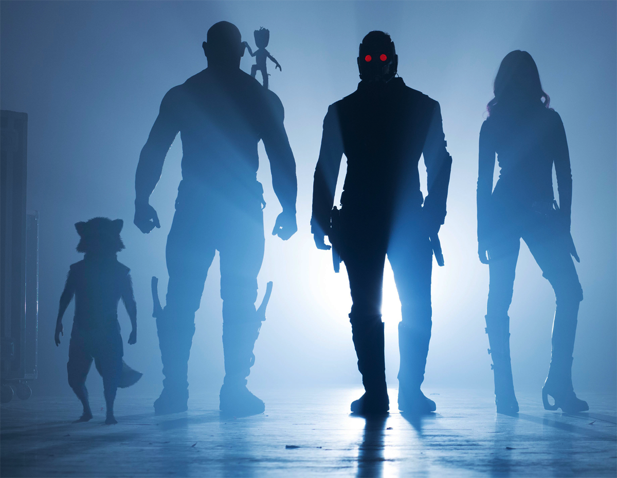 Photo of 'Guardians of the Galaxy' take over the entertainment world